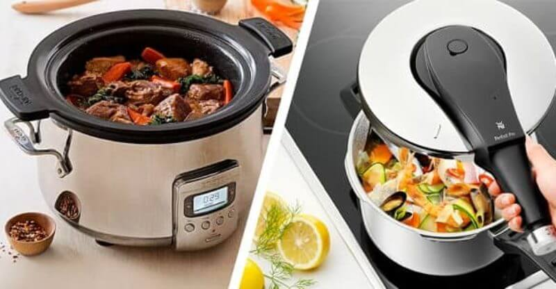 Pressure Cooker vs Slow Cooker: Which One To Buy?