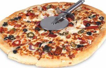 Utopia Kitchen Stainless Steel Pizza Cutter