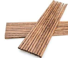 Art Shows-10-Pairs Wooden Chopsticks Set