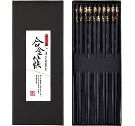 HuaLan Fiberglass Alloy Chopsticks Series