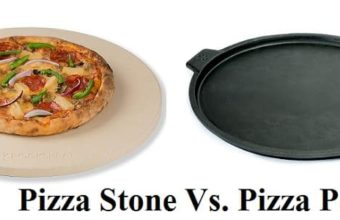 Pizza Stone Vs. Pizza Pan
