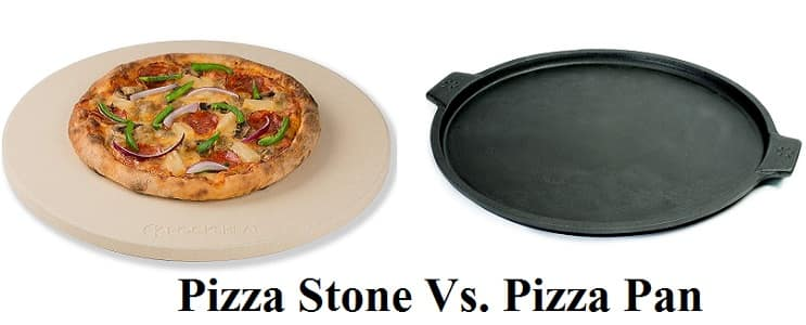 Pizza Stone Vs. Pizza Pan