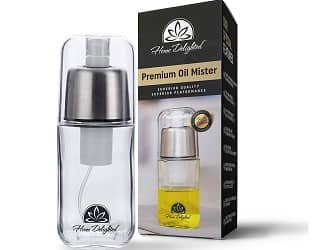 Home Delight Premium Glass Bottle