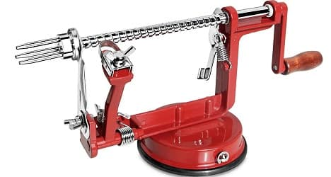 New Star FoodService 43020 Apple and Potato Peeler