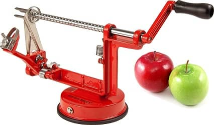 kitchen Basics Professional Grade Heavy-duty apple slicer