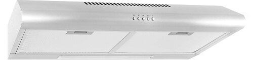 Cosmo 5MU30 30-in Under-Cabinet Range Hood