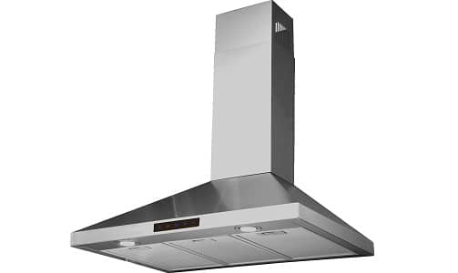 Kitchen Bath Collection STL75-LED Kitchen Range Hood
