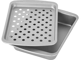 OvenStuff Non-Stick Toaster Oven Bake