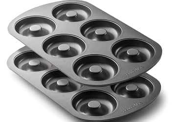 Bellemain Nonstick 6-Well Donut Pan