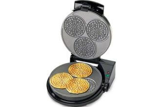Chef'sChoice 835 PizzellePro Express Bake Nonstick Pizzelle Maker