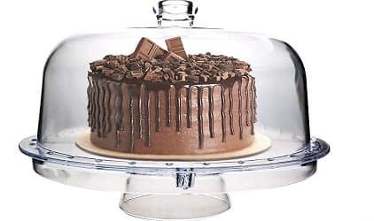 Homeries Multi-Purpose 6 in 1 Cake Stand