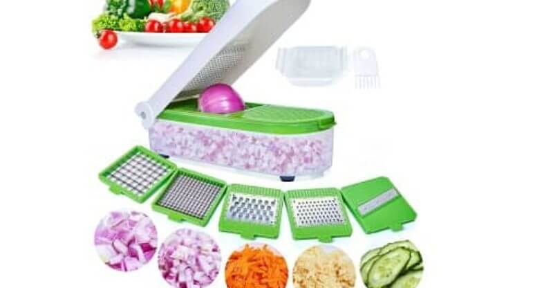10 Best Vegetable Dicer 2020 Reviews Buying Guide Cookware Stuffs