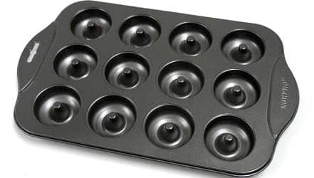 Norpro 3980 Nonstick Mini Donut Pan
