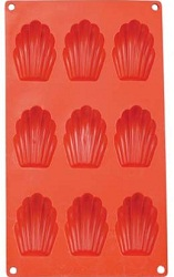 Mrs Anderson's Baking Silicone Madeleine Pan