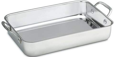 Cuisinart 7117-14 Chef's Classic Stainless 14-Inch Lasagna Pan