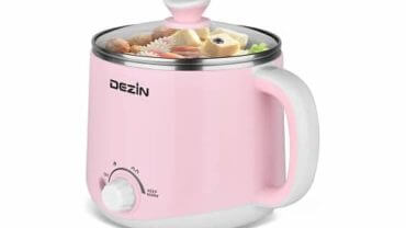 Dezin Electric Hot Pot