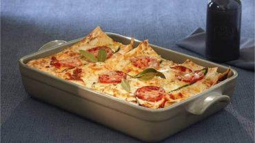 Emile Henry Made In France Lasagna