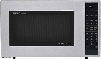 Sharp SMC1585BS 1.5 cu. ft. Microwave