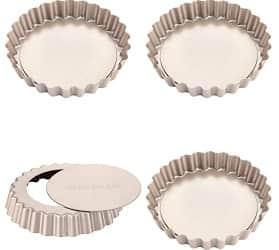 CHEFMADE Mini Tart Pan Set