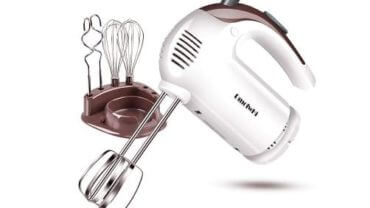 DmofwHi 5 Speed Hand Mixer Electric