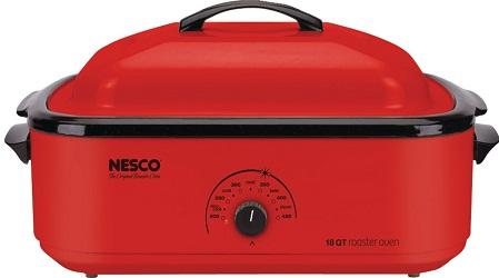 NESCO 481825PR, Roaster Oven