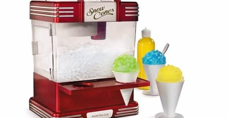 Nostalgia RSM602 Countertop Snow Cone Maker