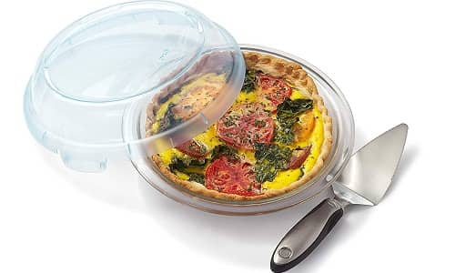 OXO Good Grips Glass Pie Plate
