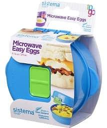 Sistema Easy Eggs to Go Microwave Egg Cooker