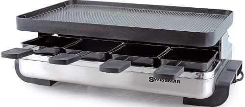 Swissmar KF-77080 Stelvio 8-Person Raclette