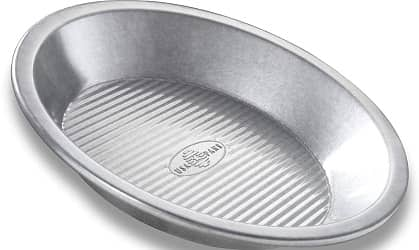 USA Pan Bakeware Aluminized Steel Pie Pan