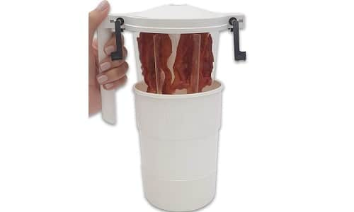 WowBacon Microwave Cooker