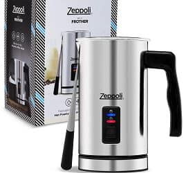 Zeppoli Milk Frother and Warmer
