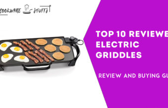 10 best electric griddles review