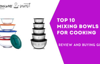 10 best mixing bowls review