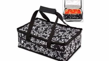 Insulated Casserole Travel Carry Bag