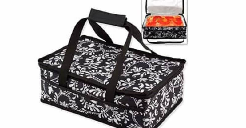 Insulated Casserole Travel Carry Bag