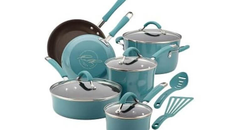 Rachael Ray 16344 Cucina Nonstick Cookware