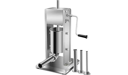 Super Deal 3L Sausage Filler Sausage Stuffer