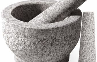 Tera Mortar and Pestle