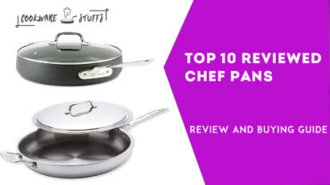 10 best chef pans for kitchen review