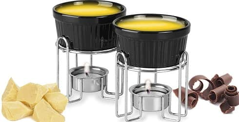 Artestia Ceramic Butter Warmer Set