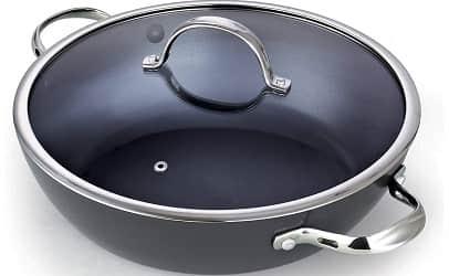Cooks Standard 02486 Nonstick All-Purpose Pan