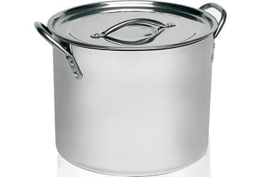 IMUSA USA Stainless Steel Stock Pot