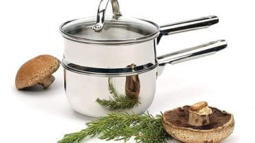 RSVP International MDB-1IN 1-quart Induction Double Boiler