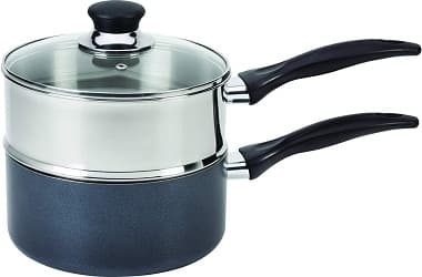 T-fal B1399663 Specialty Stainless Steel Double Boiler