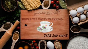 Simple-Tea Party Planning Tips And Ideas