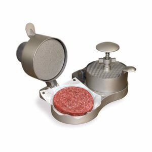 Weston Burger Express Double Hamburger Press with Patty Ejector (07-0701)
