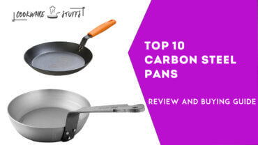 10 best Carbon Steel pans review