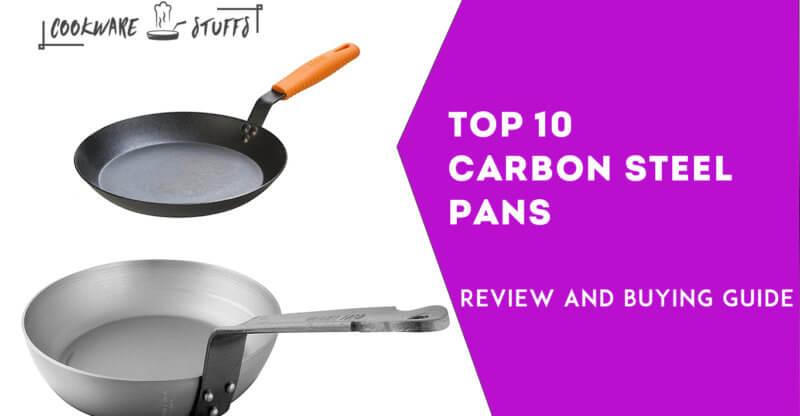 10 best Carbon Steel pans review