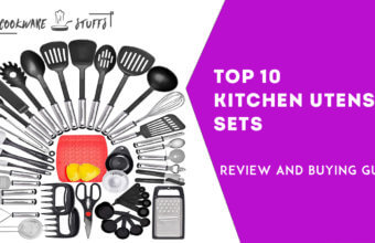 10 best kitchen utensil set review